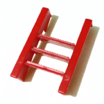 GI Joe 1985 Tactical Battle Platform small red ladder spare part
